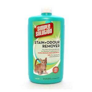 Simple Solution Stain & Odour Remover Cat - 1 Litre