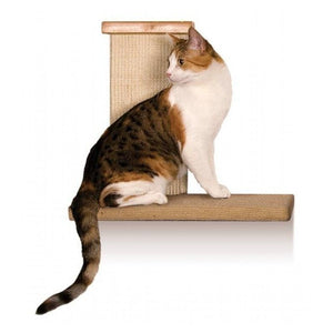 SmartCat Sky Climber Cat perch & Scratchpost