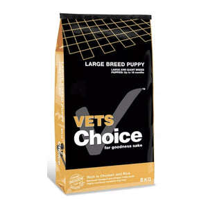 Vets Choice Large Breed Puppy Dog Food