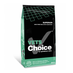 Vets Choice Superior Dog Food