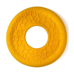 West Paw Design - Dash Dog Frisbee Yellow