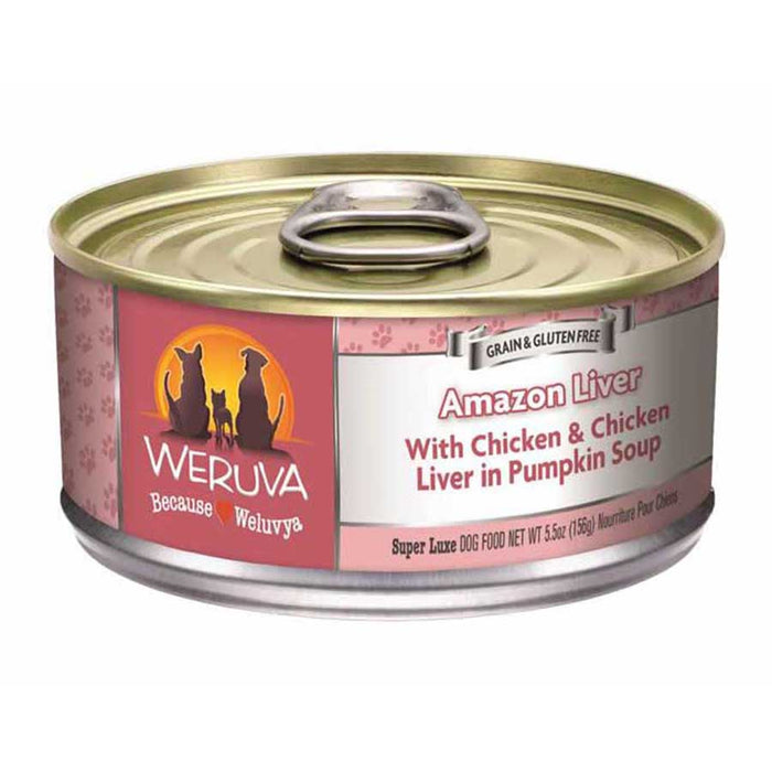Weruva Canned Dog Food - Amazon Liver