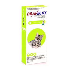 Bravecto Spot-On Tick & Flea Treatment for Cats