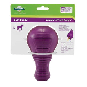 PetSafe Busy Buddy Booya Squeak 'n Treat