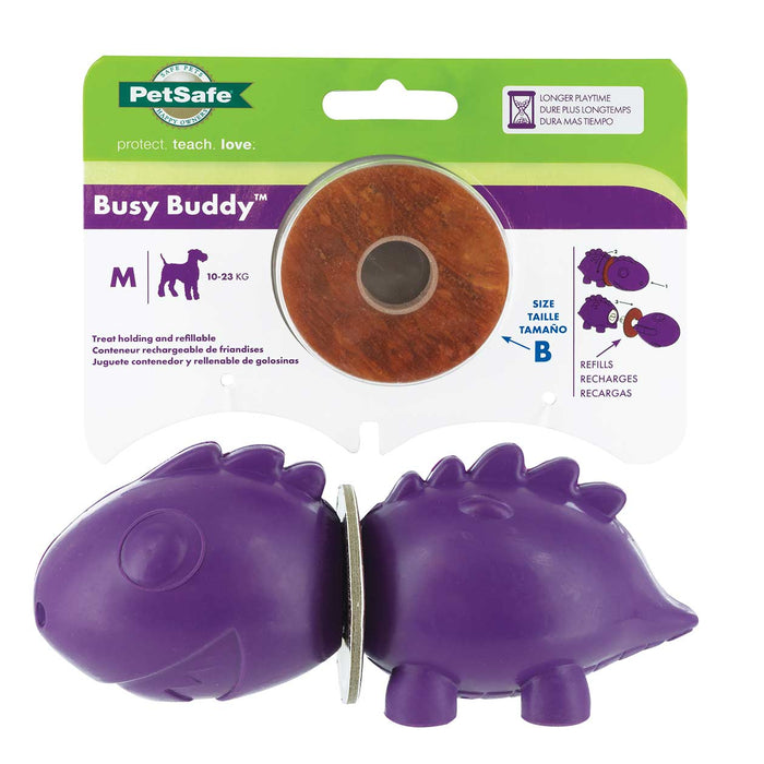 PetSafe Busy Buddy Dinosaur