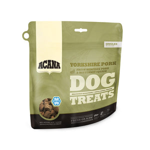 Yorkshire Pork Freeze-Dried Dog Treats