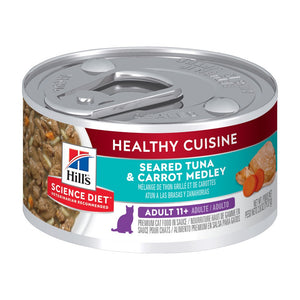 Science Plan Feline Adult Tuna & Carrot Stew