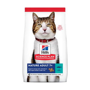 Science Plan Feline Mature Adult Tuna Cat Food