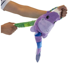 Green Dragon & Purple Unicorn Reversible Tuggerz Tug