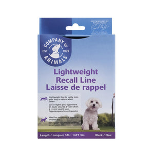 Company of Animals Lightweight Recall Line