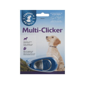 Company of Animals Multi-Clicker