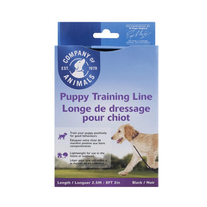 Company of Animals Puppy Training Line
