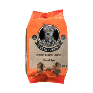 Cuthberts Smokey Bacon Flavoured Bites 300g Pack