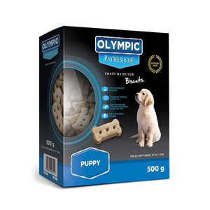 Olympic Professional Dog Biscuits Puppy