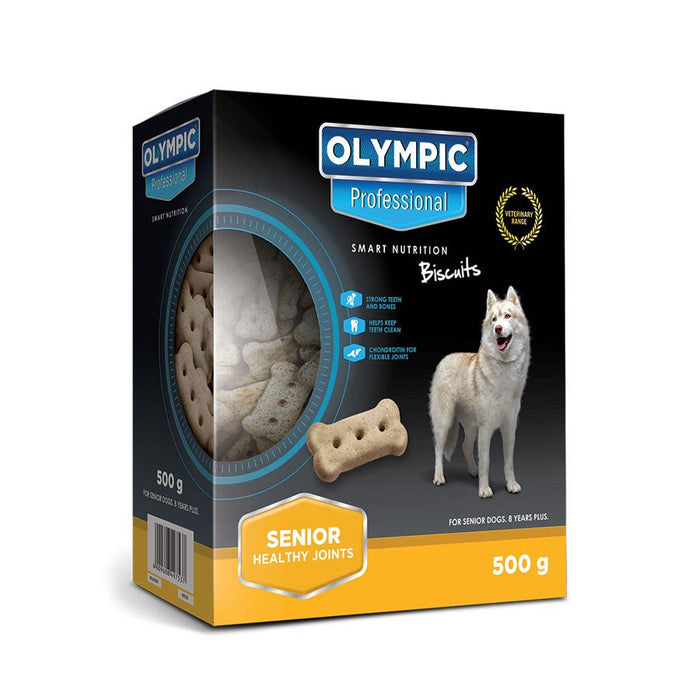 Olympic Professional Dog Biscuits Senior