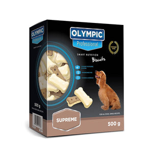 Olympic Professional Dog Biscuits Supreme Creamy Yoghurt
