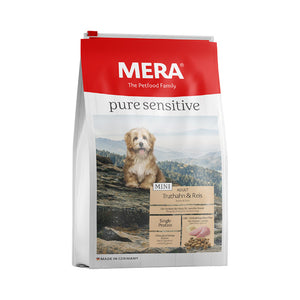 Mera Dog Pure Sensitive Mini Turkey and Rice Dog Food