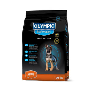 Olympic Professional Dog Food Large Breed Puppy