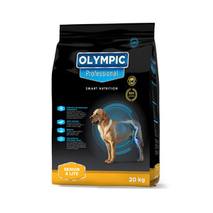Olympic Professional Dog Food Senior & Lite