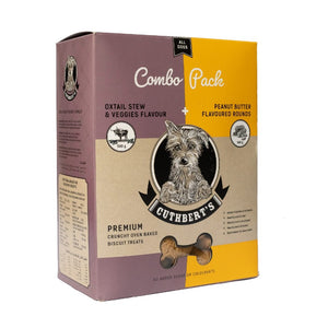 Cuthberts Combo Pack Dog Biscuits
