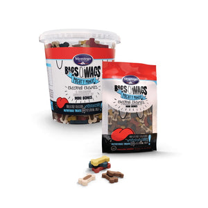Montego Bags O' Wags Cheerful Mini Bone Chewies
