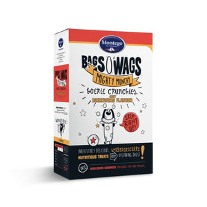 Montego Bags O' Wags Boerewors Crunchies