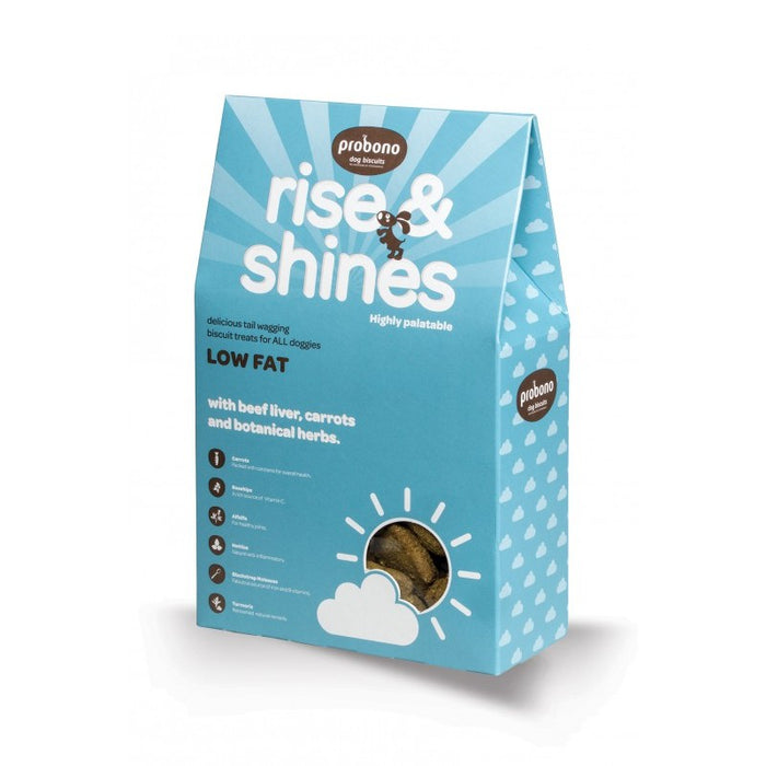 Probono Rise and Shine Dog Biscuits