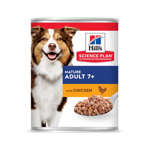 Science Plan Canine Mature Adult Chicken Can