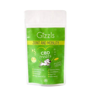 Gizzls Small Dog Joint and Mobility CBD Treats