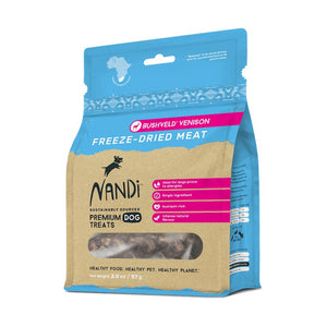 Nandi Freeze Dried Meat Bushveld Venison