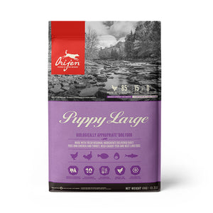 Orijen Puppy Large Breed Dog Food