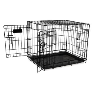 Petmate Training Retreat 2-Door Wire Crate Small to Giant