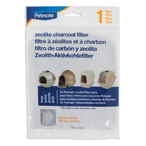 Petmate Zeolite Filter for Hooded Pans