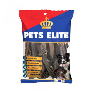Pets Elite Liver Biltong Treats