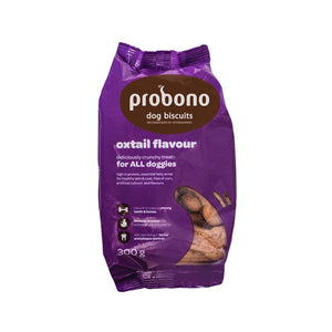 Probono Oxtail Flavoured 300g Biscuits