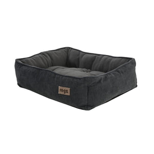 Rogz Moon 3D Pod Dog Bed Black