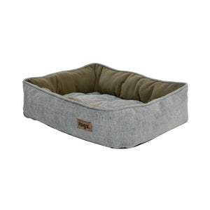 Rogz Moon 3D Pod Dog Bed Olive
