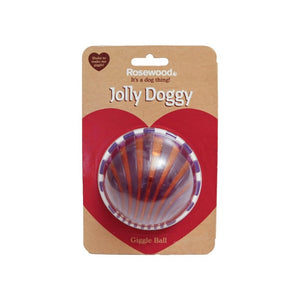 Rosewood Jolly Doggy Giggle Ball
