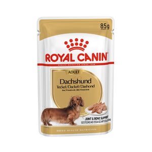 Royal Canin Dachshund Adult Wet Food Pouch