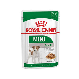 Royal Canin Mini Adult Dog Wet Food Pouch