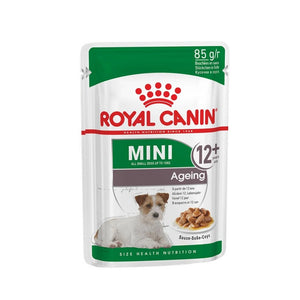 Royal Canin Mini Ageing 12+ Wet Food Pouch