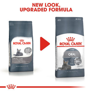 Royal Canin Cat - Oral Care Infographic 1
