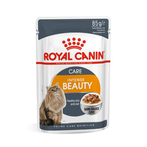 Royal Canin Cat - Intense Beauty Wet Food Pouch