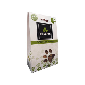 Uncanni CBD Dog Treats - 250g