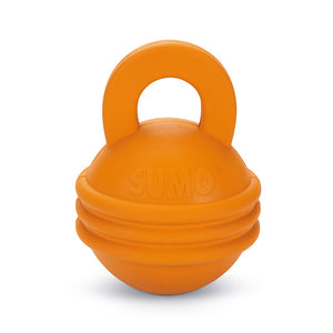 Beeztees Sumo Play Kettlebell Orange