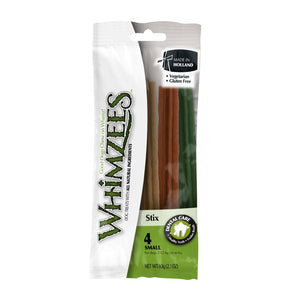Whimzees Stix 4 Small