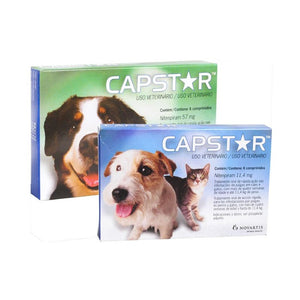 Novartis Capstar Flea Treatment