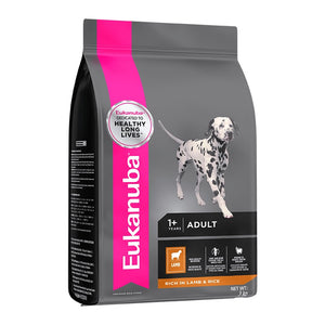Eukanuba Small & Medium Breed Lamb & Rice