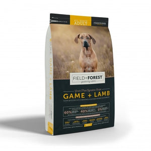 Field + Forest Game & Lamb Adult Dog
