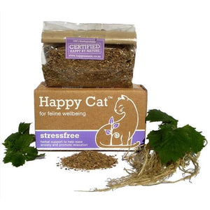 Happy Cat with Catnip & Valerian Root